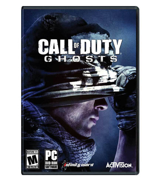 GAMES - CALL OF DUTY GHOSTS - PS4
