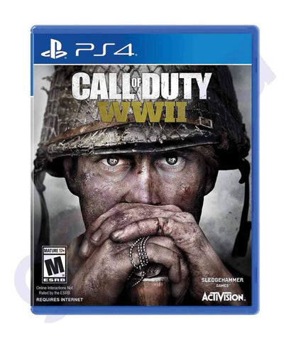 GAMES - CALL OF DUTY  WW2 - PS4