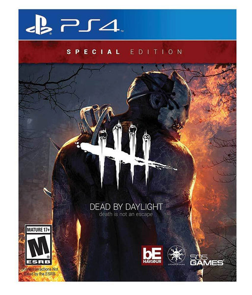 GAMES - DEAD BY DAYLIGHT (SPECIAL EDITION) - PS4