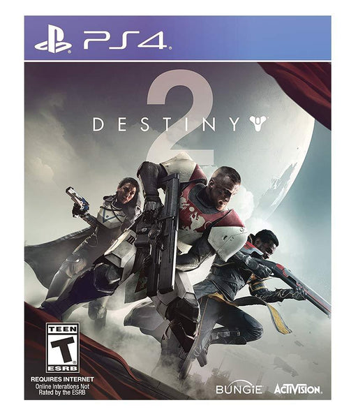 GAMES - DESTINY 2 - PS4