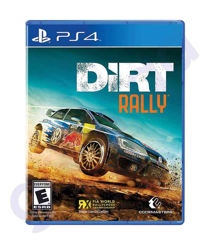 GAMES - DRIFT RALLY  - PS4