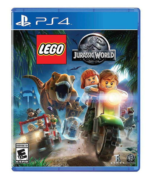 GAMES - LEGO  JURASSIC WORLD - PS4