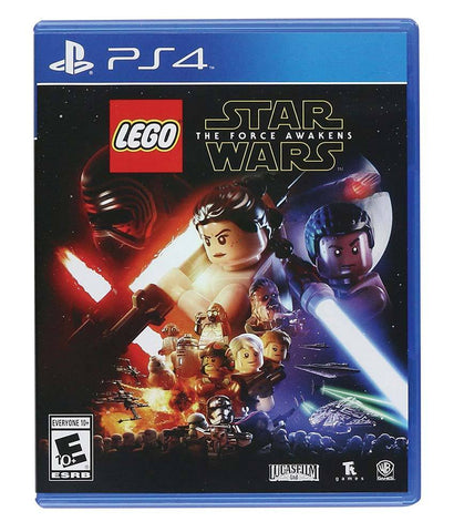 GAMES - LEGO  STAR WARS THE FORCE AWAKENS - PS4