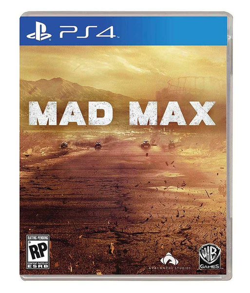 GAMES - MAD MAX - PS4