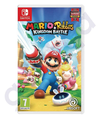 GAMES - MARIO RABBITS  FOR NINTENDO SWITCH