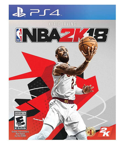 GAMES - NBA 2K 18 - PS4