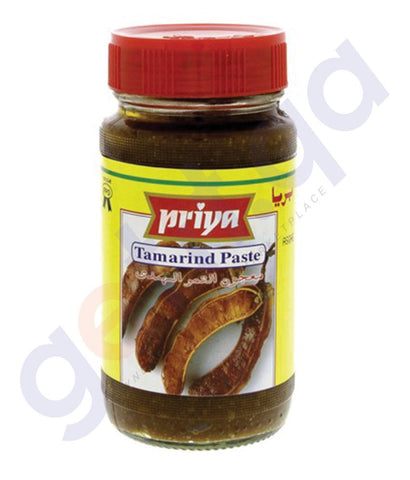 GINGER GARLIC PASTE - PRIYA TAMARIND PASTE - 300 GM