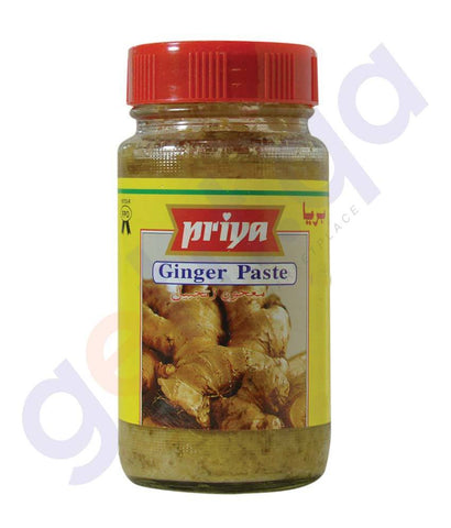 GINGER PASTE - PRIYA GINGER  PASTE - 300 GM