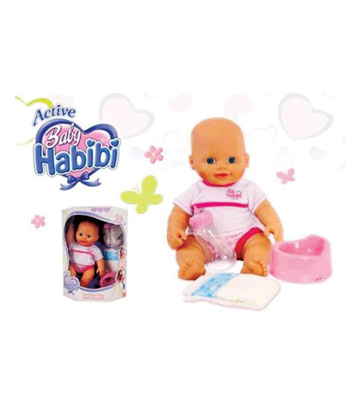 Girls Toys - BABY HABIBI ACTIVE TEARS BABY REGULAR - NB904847