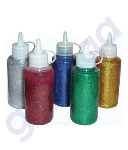 GLITTER POWDER - GLITTER POWDER BOTTLE -100GM