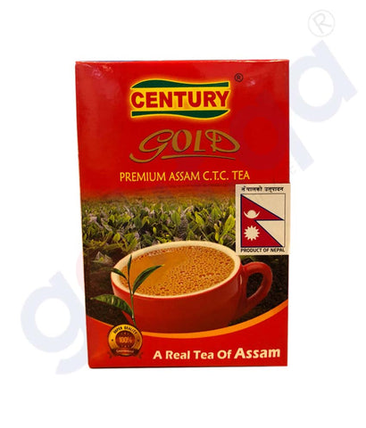 Buy Century Gold Tea Box 200gm Price Online Doha Qatar