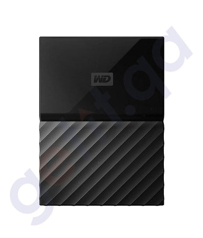 HARD DISKS - WESTERN DIGITAL PASSPORT HARD DRIVE 2TB