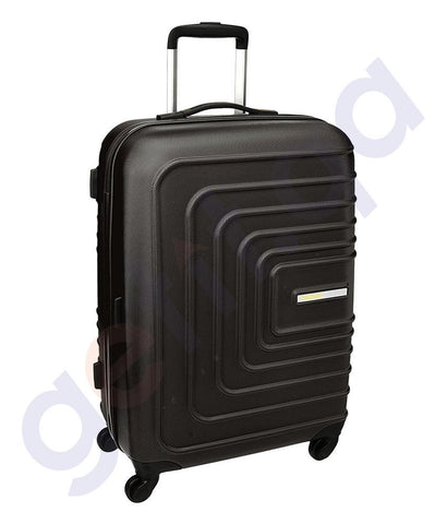 HARD TROLLEYS - AMERICAN TOURISTER SUNSET SQUARE 66 CM BLACK - 13G*09 919