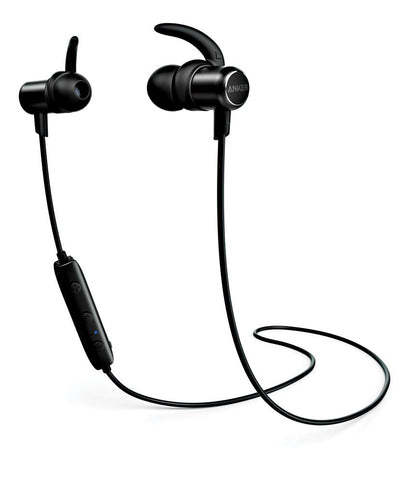 Headsets - Anker Soundbuds Slim A3235H11 Headset - Black
