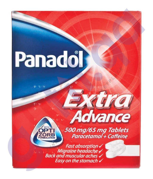 HEALTH CARE - PANADOL EXTRA RED COLOR (1 BOX)