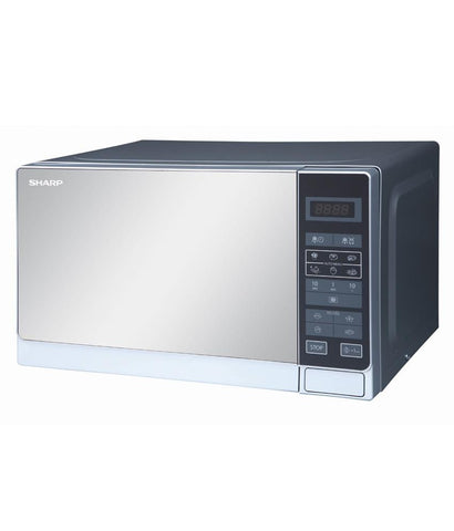 HOME APPLIANCES - SHARP MICROWAVE OVEN (20LTR) R20MTS