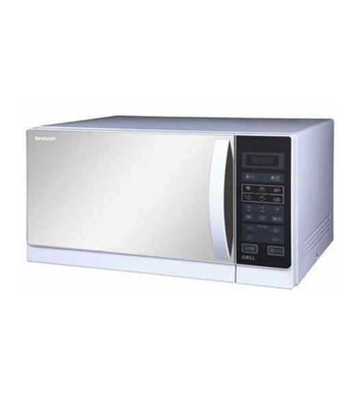HOME APPLIANCES - SHARP MICROWAVE OVEN W/GRILL (25LTR) R75MTS