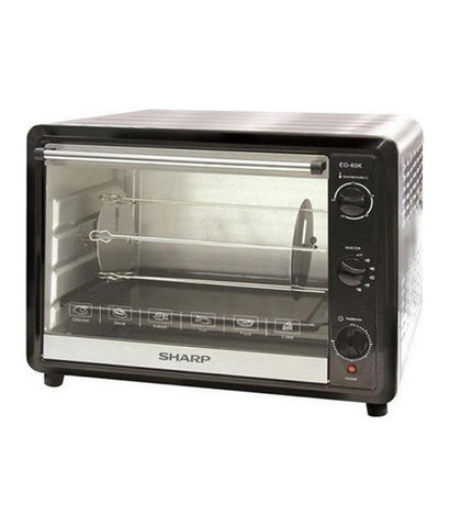 HOME APPLIANCES - SHARP SHARP ELECTRIC OVEN (60 LTR) EO60K3