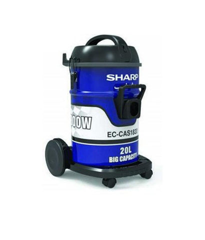 HOME APPLIANCES - SHARP VACCUM CLEANER 1800W BARREL TYPE  EC-CA1820-Z