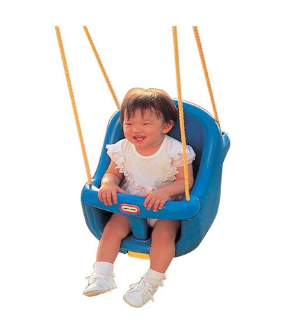 Infant Toys - Little Tikes High Back Toddler Swing 430900070 ( 9 - 48 Months )