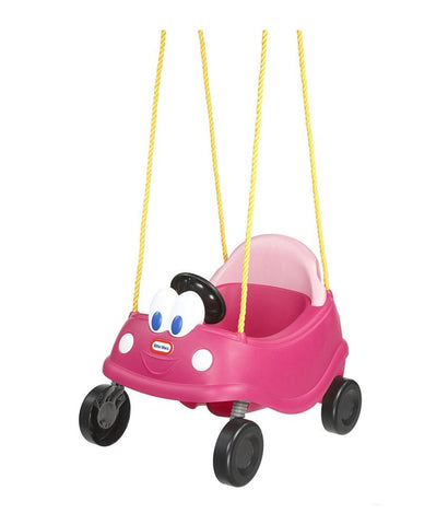 Infant Toys - Little Tikes Princess Cozy Coupe First Swing 635243M ( 10 Months + )