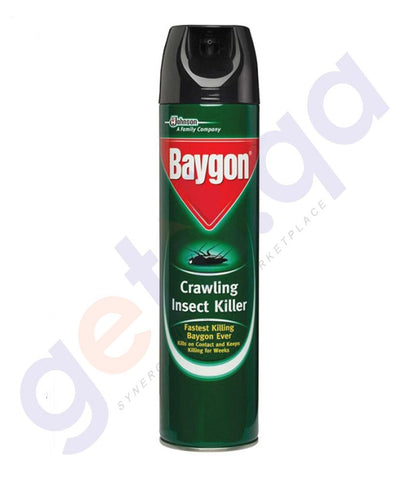 INSECTICIDE - BAYGON CRAWLING INSECT KILLER
