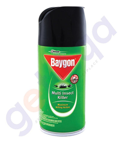 INSECTICIDE - BAYGON MULTI INSECT KILLER