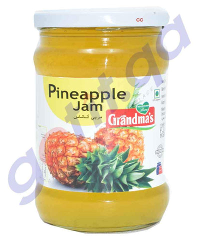 JAM - GRANDMAS PINEAPPLE  JAM - 350GM