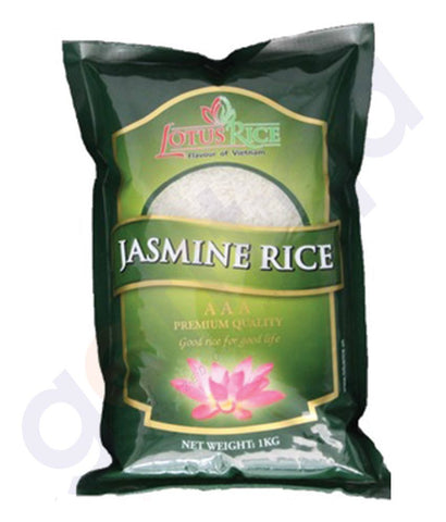 BUY BEST PRICED JASMINE RICE-1KG ONLINE IN DOHA QATAR