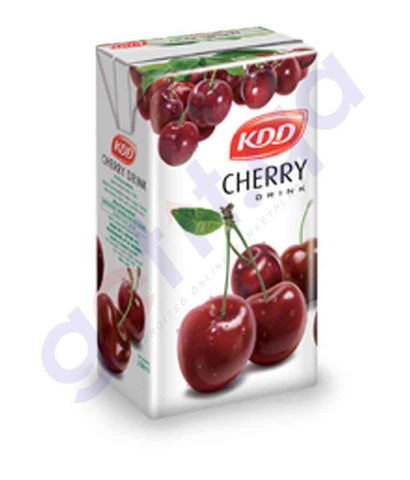 JUICE - KDD CHERRY DRINK 250ML