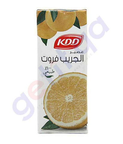 JUICE - KDD GRAPEFRUIT JUICE 1L
