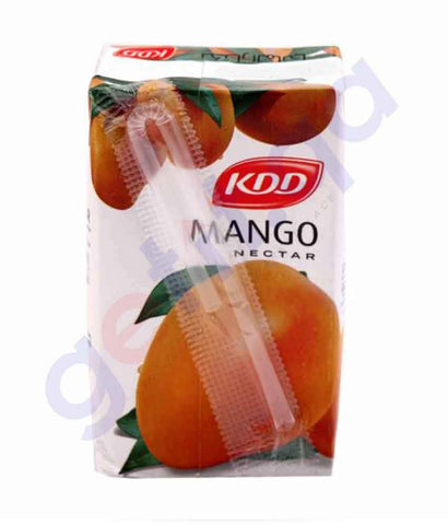 JUICE - KDD MANGO NECTAR 250ML