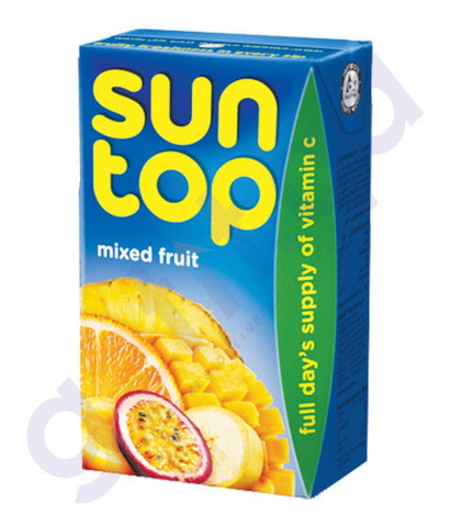 JUICE - SUNTOP MIXED FRUIT JUICE