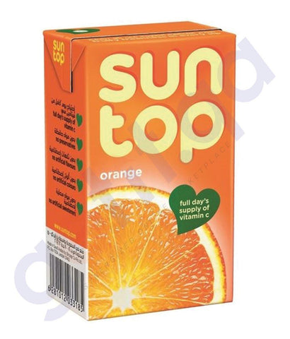 JUICE - SUNTOP ORANGE JUICE