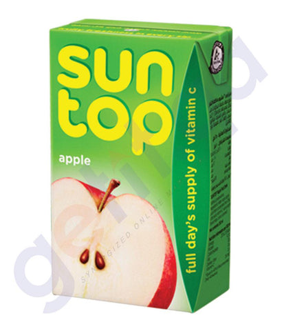 JUICE - SUNTOP – PEACH/APPLE