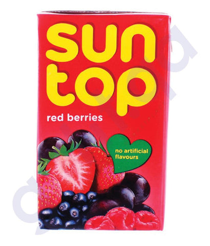 JUICE - SUNTOP – RED BERRIES