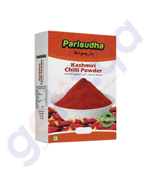 BUY PARISUDHA KASHMIRI CHILI POWDER 5KG ONLINE IN DOHA QATAR