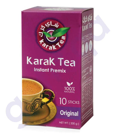 BUY BEST QUALITY KARAK TEA - 200GM ONLINE IN QATAR