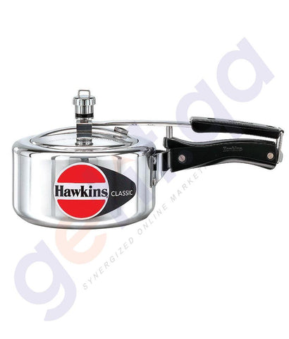 KITCHEN - HAWKINS 2 LITRES CLASSIC PRESSURE COOKER  - A10W