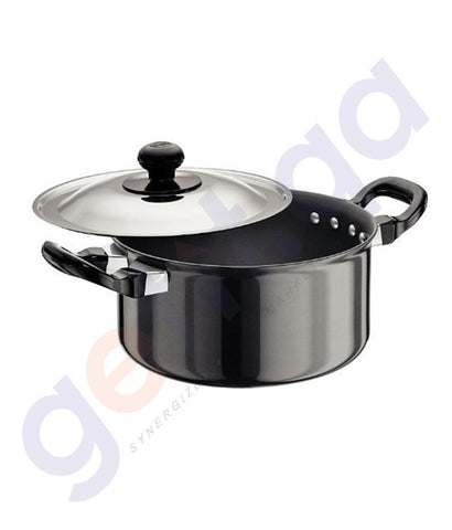 KITCHEN - HAWKINS COOK-N-SERVE STEWPOT  - 18 CM WITH LID-L33