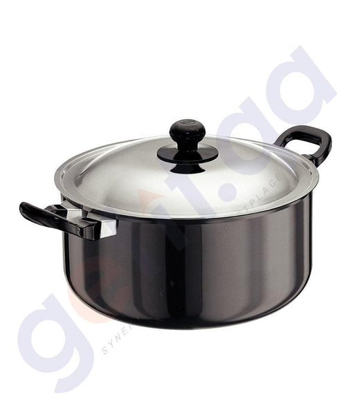 KITCHEN - HAWKINS COOK-N-SERVE STEWPOT  - 24 CM WITH LID -L36
