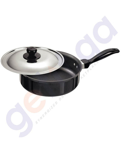 KITCHEN - HAWKINS CURRY PAN (SAUCE PAN) - 20 CM WITH LID Q61