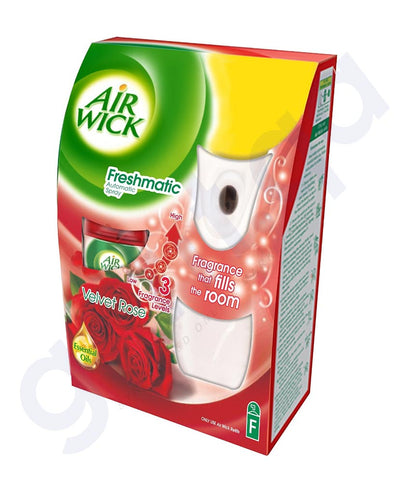 BUY AIR WICK AIR FRESHNER DISPENSER AUTOMATIC BATTERY IN QATAR