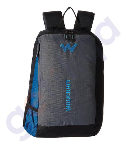 LAPTOP BAGS - WILDCRAFT 20LITRES LAPTOP BACKPACK -LB1 BLUE
