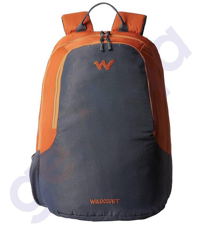 LAPTOP BAGS - WILDCRAFT 28LITRE LAPTOP BACKPACK -LB2 ORANGE