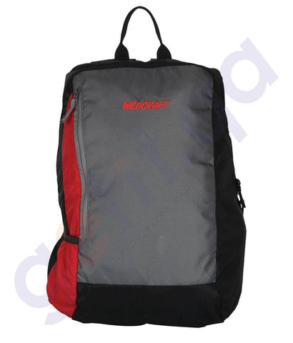 LAPTOP BAGS - WILDCRAFT 2OLITRES LAPTOP BACKPACK -LB1 RED