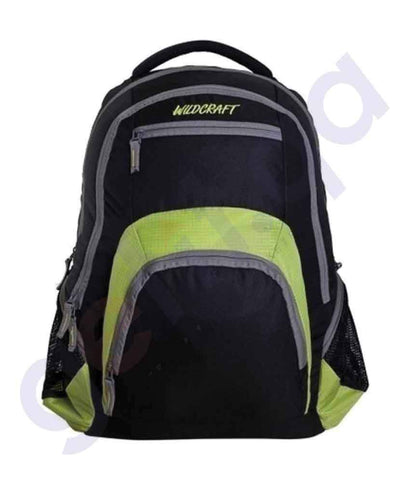 LAPTOP BAGS - WILDCRAFT 30LITRE LAPTOP BACKPACKS- LIH GREEN