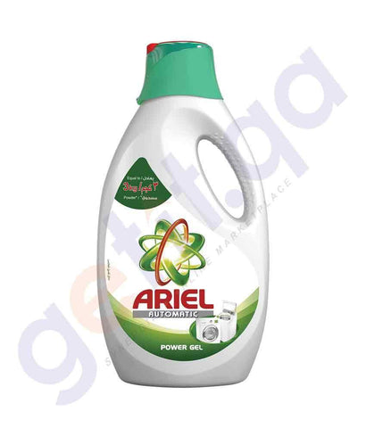 Laundry Detergents - ARIEL POWER GEL LIQUID REGULAR