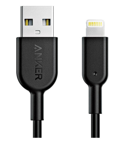 Lightining Cable - Anker PowerLine II Lightning Cable (3FT) ( IPHONE )