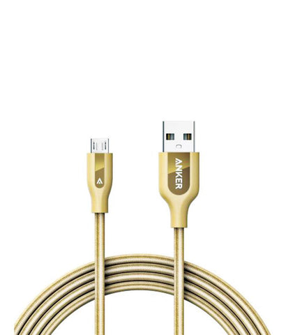 Lightining Cable - Anker Powerline+ Micro USB (6ft) ( ANDROID )